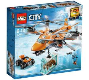 Lego 60193 - Arctic Air Transport £14.99 @ Argos (Free C&C)