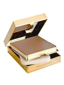 Elizabeth Arden compact foundation in colours cocoa, toast, toffee, deep amber £15.99 @ very.co.uk