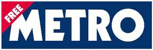 Metro online newspaper free sent to your email daily