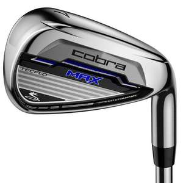 Cobra Golf Max Steel Irons 5-SW £99.50 at Online Golf