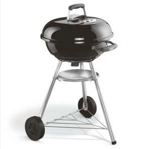 Weber Compact - 47cm - Charcoal Barbecue - £57.59 plus £5 shipping @ LongAcres