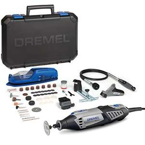 Dremel 4000-4/65 Corded Multi-Tool with Removable Tool Holder £69.99 @ Amazon