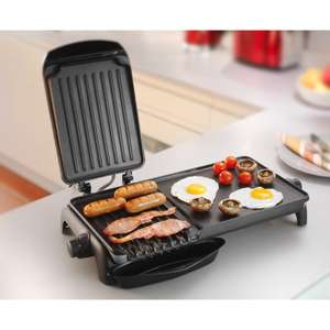 George Foreman Griddle and Grill , just £29 at B&M