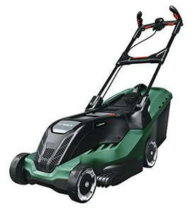 Bosch AdvancedRotak 650 Electric Rotary Lawnmower, Cutting Width 41 cm £141.99 @ Amazon