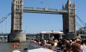 Three-Day River Red Rover Cruise Pass for £7 Child / £12 Adult @ Groupon