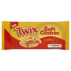 NEW Twix Soft Centre Biscuits 144G HALF PRICE ONLY £1 Biscuits with an irresistibly soft centre @ Iceland