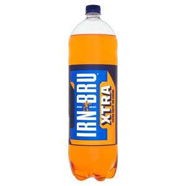 Irn Bru Xtra 2litres  (sugar free)  75p  @ Morrisons