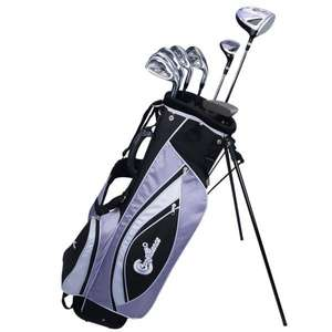 Confidence Power II Ladies Hybrid Golf Clubs Set + Bag £99.99 + Free delivery @ The Sports HQ