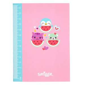 Lots of Smiggle items reduced, exercise book was £2.00 now 76p - Delivery is £4.95 or free WYS £30
