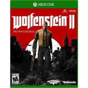 Wolfenstein 2: The New Colossus - Xbox One/PS4 | 50p p&p on orders over £40 -  £25 min order @ Sainsbury's