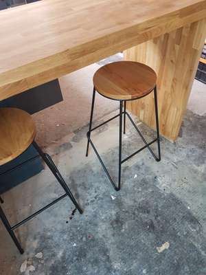 Bar stool from B&Q only £18