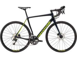 Cannondale Synapse Carbon Disc 105 2018 Road Bike £1500 @ Hargreaves cycles