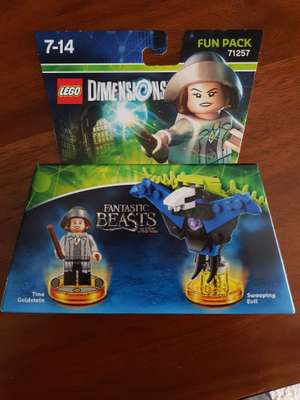 Lego dimensions fantastic beasts fun pack Poundland £5