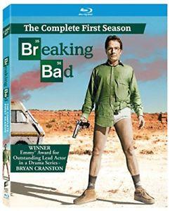 Seasons 1 - 5 Plus Finale Season - Breaking Bad BLU Ray + UV Copies (Bought individually) £25.44 With Free p&p @ Shop4world
