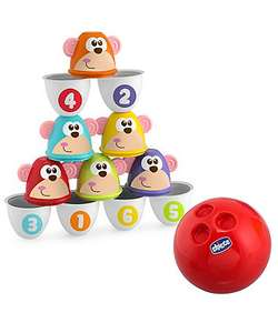 Chicco Bowling Monkeys (was £19.99) Now £9.99 C&C at ELC
