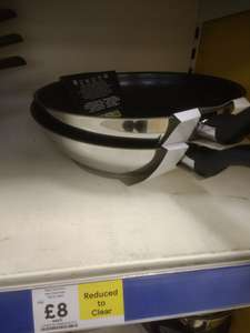 Tefal Comfort Wok 28cm down to £8 (from £32) @ Tesco extra - Bedford