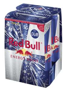 Free Red Bull Limited Edition Pack