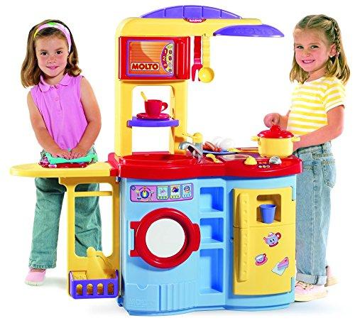 Molto toy kitchen @ £13.68 amazon