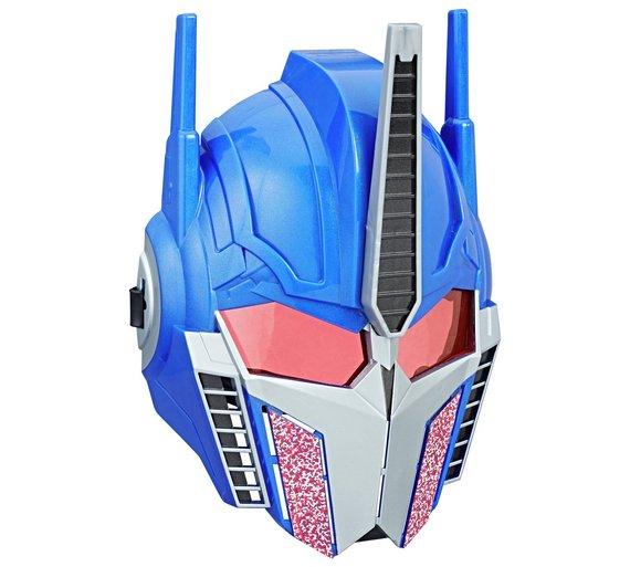Transformers mask £3.99 @ Argos (free c&c)