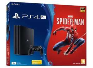 PS4 Pro 1TB Marvel's Spider-Man Console £297.38 @Shopto ebay [ NOW LIVE ]