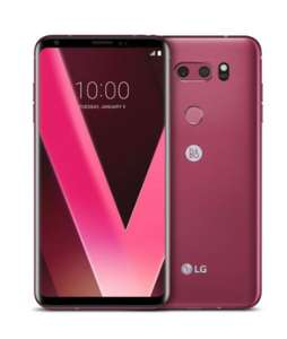 LG V30+ H930DS 128GB 4G Dual Sim SIM FREE/ UNLOCKED - Raspberry Rose without B&O earphone £334.99 @ Toby Deals