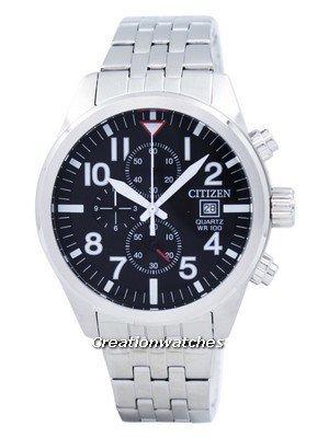 Citizen Chronograph Quartz AN3620-51E Men's Watch - £88