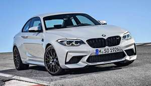 BMW M2 Competition Lease - £437.99 per month (24 months) - Initial deposit: £3,941.89 - Monthly payment x23: £10,073.77 Total - £14,015.66 @ Select car leasing