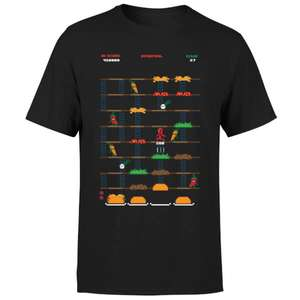 Marvel Deadpool Retro Game T-Shirt £8.99 Delivered (Tee of the Week) @ MyGeekBox