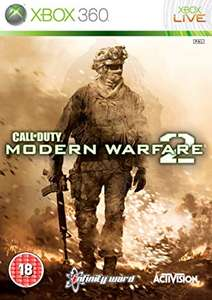 [Xbox One] Call of Duty: Modern Warfare 2 Now Backward Compatible £2.24 @ GAME