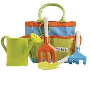 Briers kids gardening tool bag. Was £10 now reduced to £3 in store at Wilkos