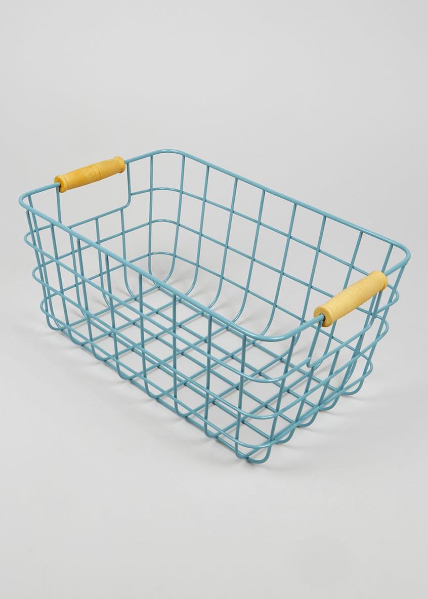 Metal Basket (20cm x 15cm) - £3.50 + Free C&C @ Matalan
