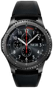 Gear s3 smart watch, 189.99 refurbished. £161 with the ebay offer code @ Argos outlet