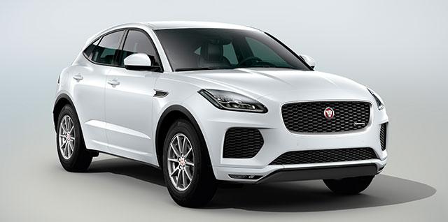 Jaguar E-Pace Offer 6k PA - PCH Example £226.71pm x48 - £10,882.08 @ Motorparks