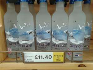 Lonewolf 70cl Vodka - £16.96 in-store at Tesco Extra  Bidston (Wirral)