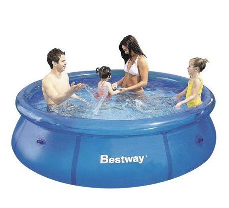 Bestway 8ft Fast Set Pool Very free delivery C&C £14.99
