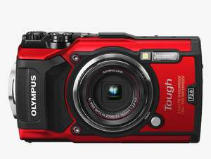 70 pounds off Olympus TG-5 Camera : £349.99 (until 29th included) @ Olympus