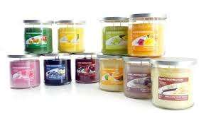 Yankee Candle Home Inspiration Four Large Two-Wick Tumblers £19.99 (+£1.99 Delivery) @ Groupon