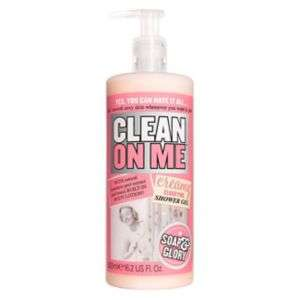 Offer stack - Soap & Glory Clean On Me Creamy Clarifying Shower Gel 500ml GET 3 for £11 thats almost Half Price Now reduced & on 3 for 2 @ Boots