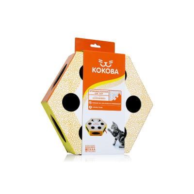 Kokoba Hexagon Maze Box Toy £2.50 / £5.49 delivered @ Petmeds