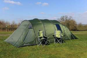 Eurohike Buckingham 8 Classic 8 Person Tent - £148 @ Ultimate Outdoors