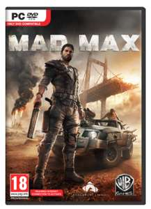 Mad Max PC £2.79 @ cdkeys.com Should be £15.99 so you save 83%