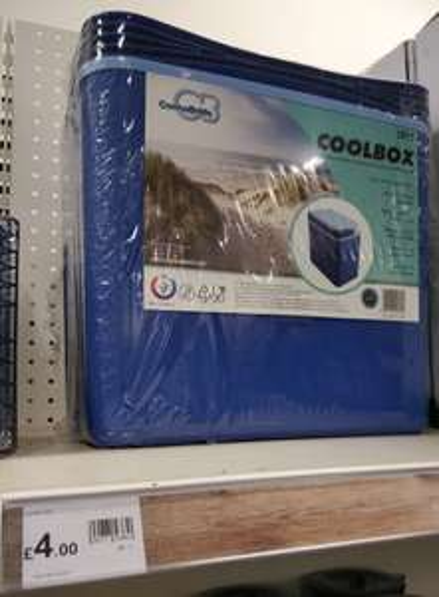 Connabride cool box 24L £4 @ wilko instore