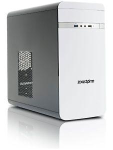 Zoostorm Evolve Intel Celeron 2.16GHz 4GB 500GB Windows Desktop PC £156.99 @ Argos ebay