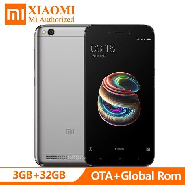 Xiaomi Redmi 5A plus Mi Band 2 £74.33 @ Ali Express