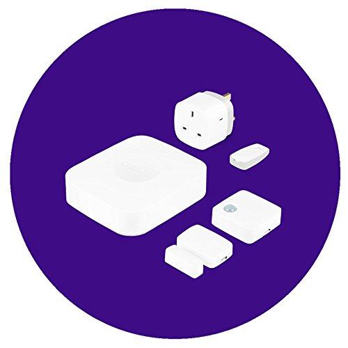 Samsung SmartThings Starter Kit - White £94.99 @ Amazon