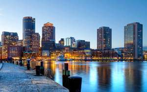London to Boston Direct Return Flights (September and October dates) from £183 @ Primera Air