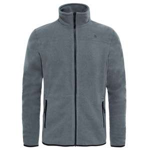 Grey Full Zipped Northface Fleece £33 but with extra discount £28 ish at Snow & Rock