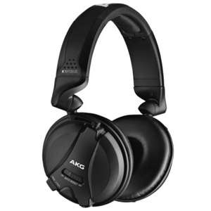 AKG K181 DJ UE Headphones £32.98 / AKG K181 DJ Headphones £27.48 Delivered @ Gear4Music