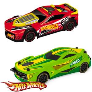 Hot Wheels Remote Control Car 1:24 scale only £7.99 In store @ Homebargains