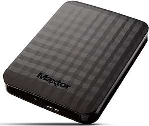 Maxtor M3 4TB USB 3.0 Portable External Hard Drive £90.11 @ Amazon For PC, Xbox One, PS4